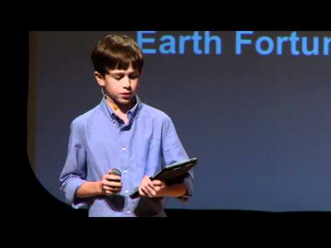 iPhone Application Developer... and 6th Grader: Thomas Suarez at TEDxManhattanBeach