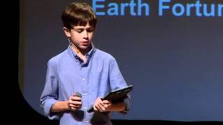 iPhone application developer... and 6th grader | Thomas Suarez | TEDxManhattanBeach