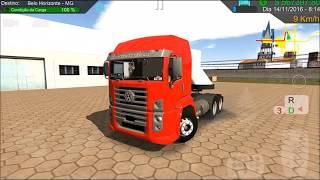getlinkyoutube.com-Atualização Heavy Truck Simulator (Cidade Nova, Velocímetro Digital, Sistema de Ligar o caminhão)