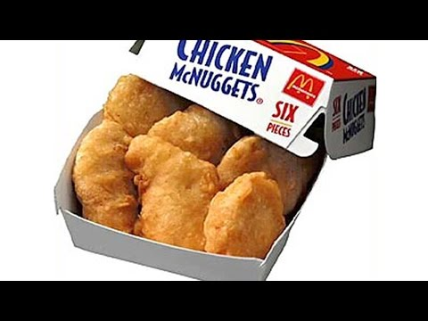 Recette des nugget's au poulet