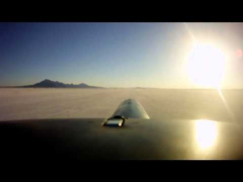 Bonneville 2010: New Land Speed Record!