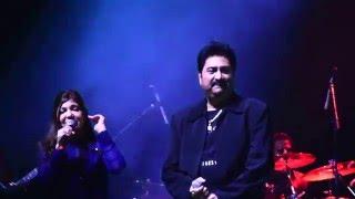 Kumar Sanu Alka Yagnik Concert - Chura ke Dil Mera