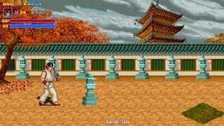 getlinkyoutube.com-Fighting Street OPENBOR 720P HD Playthrough - MISSION 1 - ADULTHOOD TRIAL