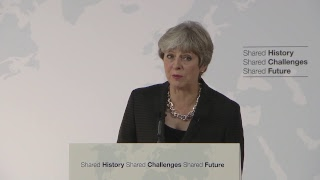 United Kingdom Prime Minister makes speech aimed at European Union  Leaders