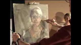 getlinkyoutube.com-David Curtis - Portraiture in Oils