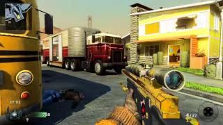 getlinkyoutube.com-Call of Duty Black Ops 1vs1 Sniping on Nuketown