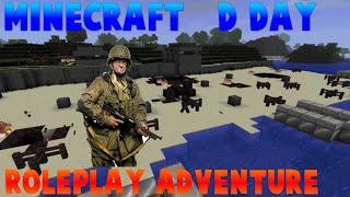 getlinkyoutube.com-MINECRAFT PC YAS D  day 1944 ROLEPLAY  Minecraft Roleplay Adventure!!