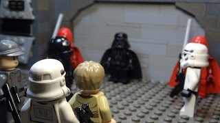 getlinkyoutube.com-Lego Star Wars - Anakin meets his future