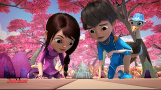 getlinkyoutube.com-Miles From Tomorrow | Callisto Family Holiday | Disney Junior UK