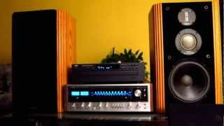 getlinkyoutube.com-Infinity Kappa 6 Vintage Studio/Home Speakers