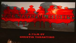 getlinkyoutube.com-Trailer Music The Hateful Eight / Soundtrack The Hateful Eight (Theme Song)