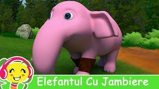 getlinkyoutube.com-Elefantul Cu Jambiere - Cantece Pentru Copii