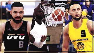 NBA 2K18 Summer Circuit 2K18 x Drew League Mod Preview (PC) (OVO Bounce, Venice Beach)