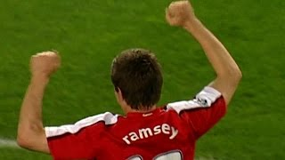 Aaron Ramsey - All Goals For Arsenal 2008-2014