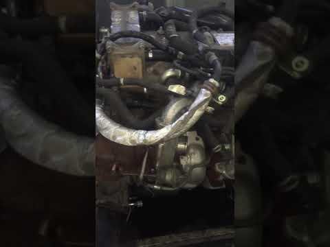 Двигатель ISUZU 4KH1 2014 год в разбор, продается по запчастям