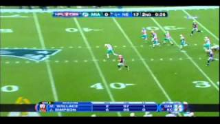 Julien Edelman incredible punt return