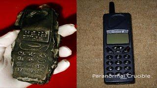 getlinkyoutube.com-800-Year-Old Mobile Phone Found In Austria?