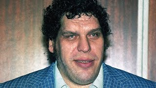The Tragic Real-Life Story Of Andre The Giant