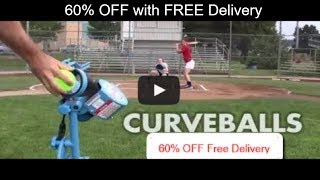 getlinkyoutube.com-Jugs Lite Flite Pitching Machine 2016 | 60% OFF with FREE Delivery