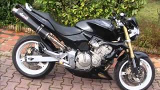 getlinkyoutube.com-Honda Hornet 600 2005 full modifs