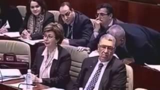 نائب البرلمان الجزائري يفضح الوزيرة حتى اغلقت عليه الصوت