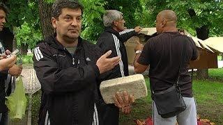 getlinkyoutube.com-Незаконни цигански къщи в Стара Загора - протестна акция