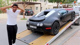 getlinkyoutube.com-Taking Delivery of a Bugatti Veyron !!!