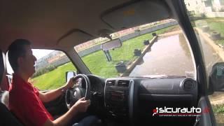 getlinkyoutube.com-Suzuky Jimny 1.3 4WD prova in fuoristrada