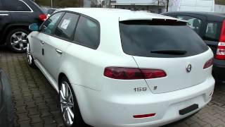 getlinkyoutube.com-Alfa Romeo 159 Sportwagon Ti 1.8 TBi 16V 200 Hp 2012