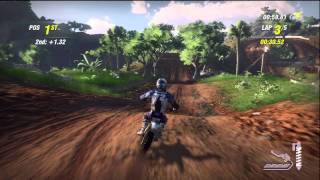 MX vs. ATV: Alive (Xbox 360) Full Online Motocross race on Xbox Live (AFTER 7/1/2011 PATCH) (HD)