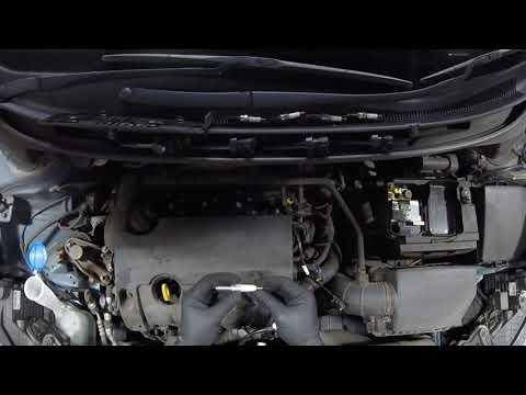 Hyundai i30 spark plugs replacement