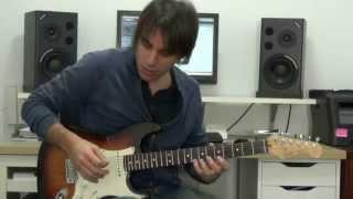 getlinkyoutube.com-3 claves para tocar limpio en guitarra eléctrica - Miguel Rivera
