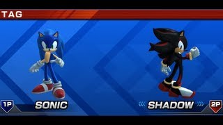 SGB Play: Sonic The Hedgehog (2006) Multiplayer - Part 1