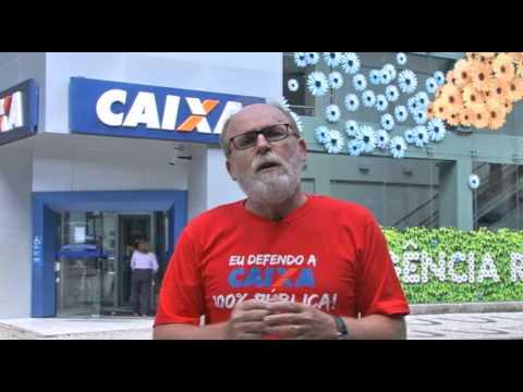 Caixa 100% pública: Pedro Eugênio