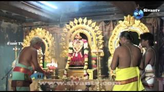 இணுவில் சிவகாமி அம்மன் கோவில் 2ம் நாள் இரவுத்திருவிழா