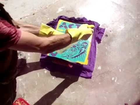 How to Make One of a Kind Tye-Dye T-shirts (2) by ArJeiEmSi