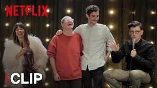 The Honeymoon Stand Up Special | Clip: We Roast the Ones We Love | Netflix width=