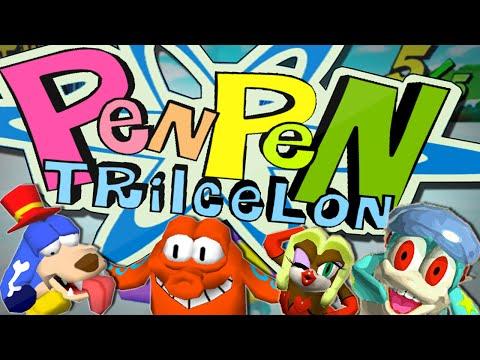 CUTE PENGUIN FOOTRACE | Pen Pen TriIcelon | TDM Plays