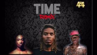 getlinkyoutube.com-Fetty Wap - Time REMIX (Audio) ft. YG & 2Pac