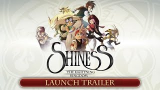 Shiness: The Lightning Kingdom - Megjelenés Trailer