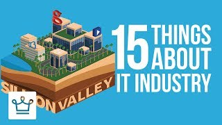 15 Things You Didn't Know About The IT Industry
