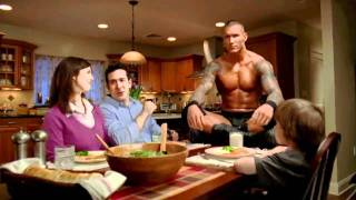 WWE Kmart Commercial- That's No Action Figure