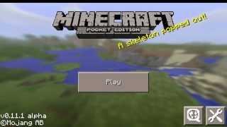 getlinkyoutube.com-Como Entrar En SkyWars Minecraft Pocket Edition 0.11.1 | 0.11.0