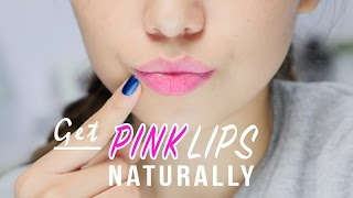 getlinkyoutube.com-Get Pink Lips Naturally | 2 Easy Ways
