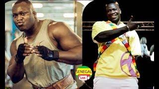 Modou Lo et Boy Niang aux amateurs de la lutte Senegalaise
