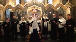 Пасхальный концерт на Патриаршем Подворье в Софии