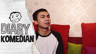Diary Komedian - Kalimat Menolak Cowok
