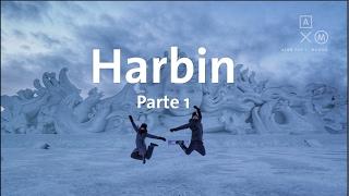 getlinkyoutube.com-El festival de nieve en Harbin! Parte 1