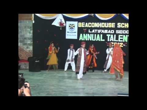 BSS Latifbad Secondary Cultural Dress Show