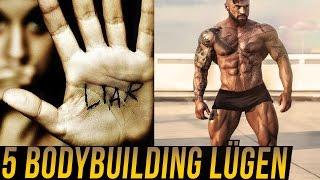 getlinkyoutube.com-Jil ´s Top 5 - Die größten BodyBuilding LÜGEN